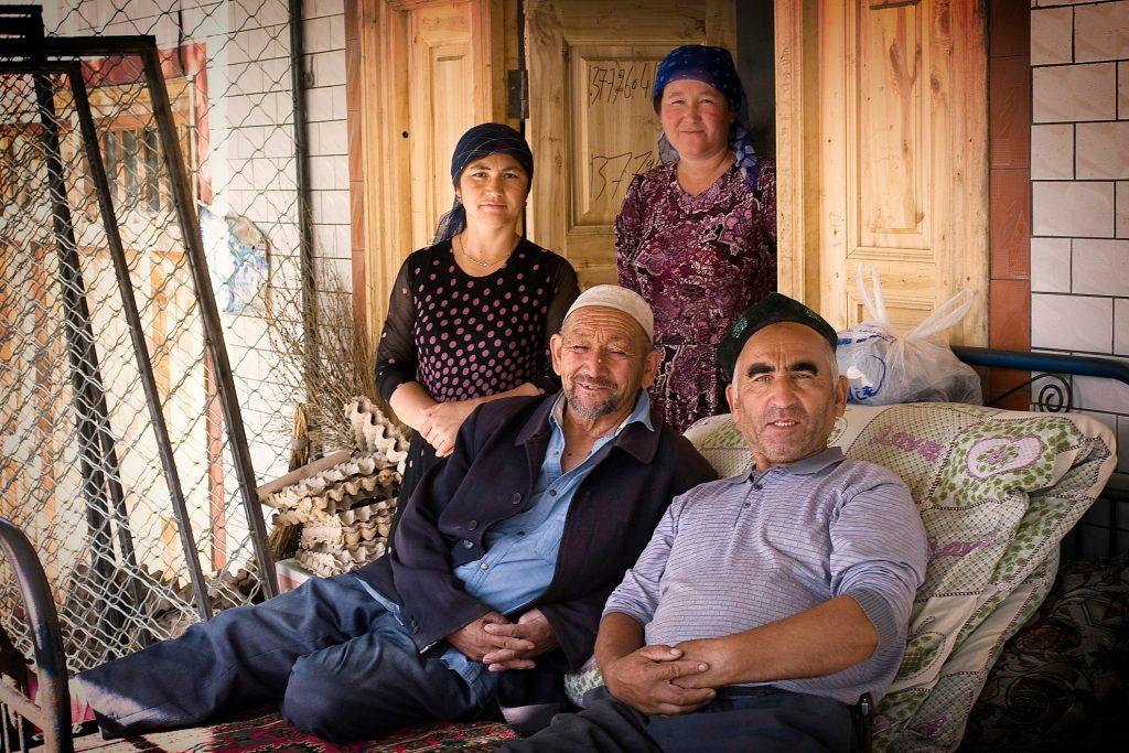Islamitisch gezin