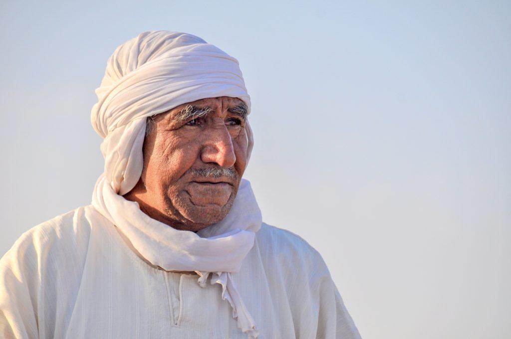 Arabische man #30 dagen
